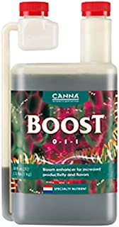 CANNA 1 L Boost Accelerator-Flavor & Flowering Stimulator 9340001