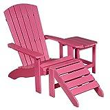 NEG Design Adirondack Stuhl Marcy Chair/Sessel aus Polywood - 2