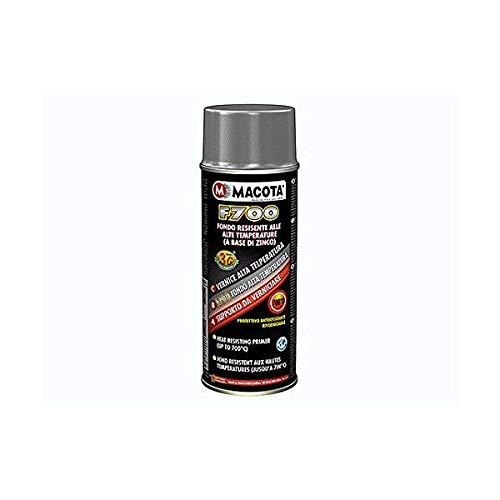 StickersLab - Macota F700 vernice fondo resistente alla alte temperature a base di zinco 700° C
