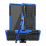 iCatchy For Sony Xperia L4 Case, Heavy Duty Hard Tough Dual
