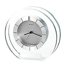 Bulova B2842 Accolade Designer's Table Clock -