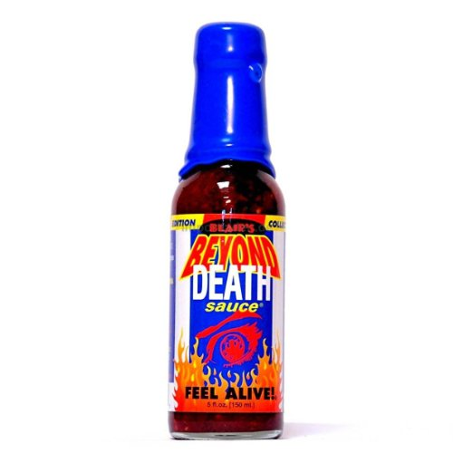 Blair's Beyond Death Sauce (Schärfe 10+)