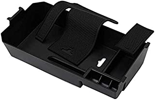 TOOGOO Auto Mittel Konsole Armlehne Box Aufbewahrungs Box Container Tray Organizer Zubeh?r für Mercedes C Glc Klasse W205 2015+