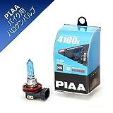 PIAA バイク用ヘッドライトバルブ ハロゲン 4100K 明るさ感120W相当 H9 高耐震性能20G 1年保証 1個入 MB115