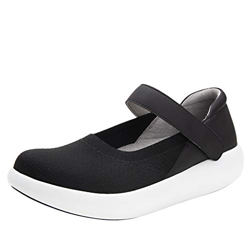 Alegria Olivia Womens Shoes Black Top 9 M US