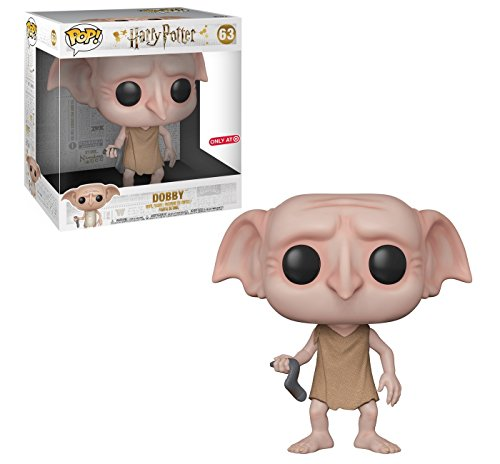 Funko Pop #63 Harry Potter Exclusive Super Size 10 Dobby image