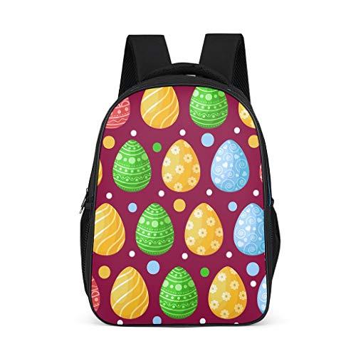 NC83 Daypacks Easter Rugzak voor jongens, kinderen jongens rugzak - Schoolrugzak voor dames rugzak voor studenten