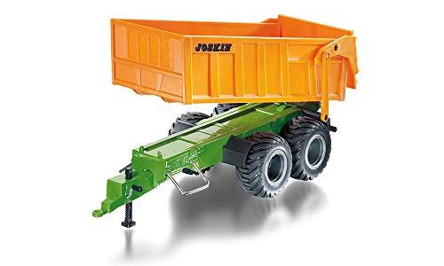 RC Auto kaufen Traktor Bild 5: Siku 6880 - Fendt 939 Set mit Fernsteuerung & 6780 - Tandem-Achs-Anhänger*