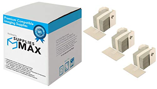 SuppliesMAX Compatible Replacement for Canon Type J1 Copier/Printer Staples Cartridge (3/PK-5000 Staples) (6707A001AA)