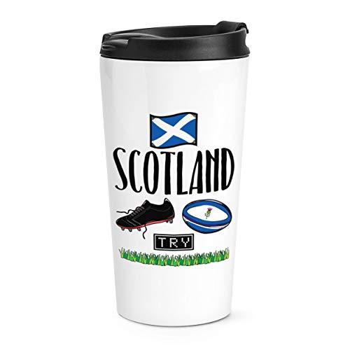 Rugby Schottland Reise Becher Tasse