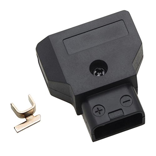 『4点 オスDタップコネクタ DSLRリグ電源ケーブルVマウントアントンバッテリに対応』の4枚目の画像