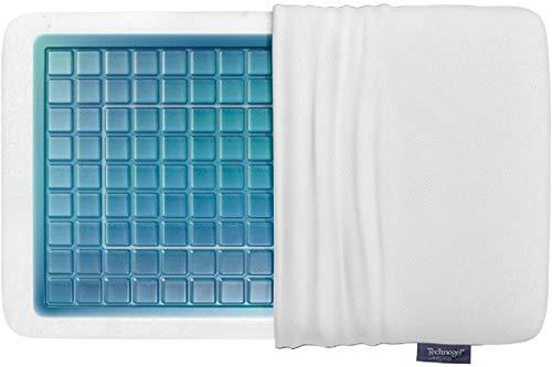 Technogel Pixel Deluxe - Almohada cervical de gel (66 x 40 cm, 7)