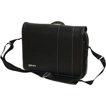 Mobile Edge Black Slimline Chromebook Messenger Bag 14  Men Women Business Travel Students MEUTSMB5