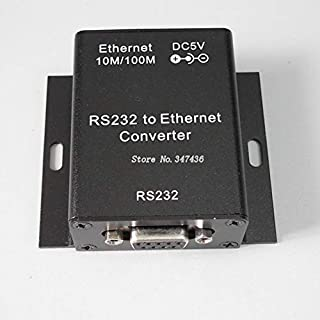 Tool Parts NJIOT-TCP232-302 RS232, serial port server, Ethernet to serial module, Occus transmission