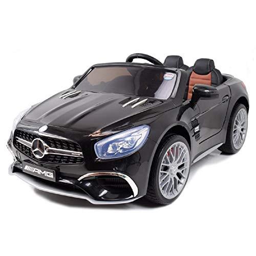 RC Auto kaufen Kinderauto Bild 3: Toyas Mercedes Benz SL65 KINDERAUTO ELEKTROAUTO SPORTAUTO Schwarz 12V*