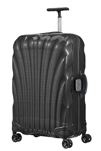 SAMSONITE Lite-Locked Spinner 69/25 Koffer, 69 cm, 68 L, Schwarz