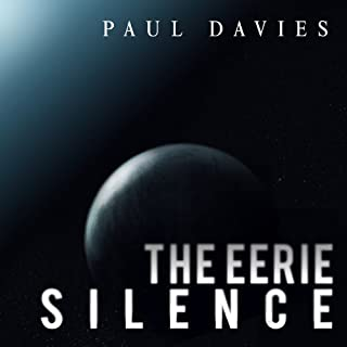 The Eerie Silence audiobook cover art