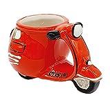 Sicilia Bedda - Vespa Tazza caffè 3D con Manico - 100% Ceramica