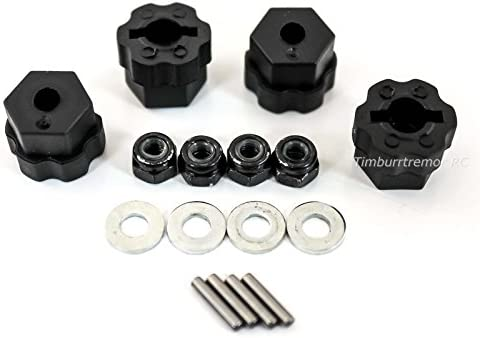 Redcat Racing Blackout XTE Rim Hex Hubs Pins Nylon Lock Nuts BS213 006 SC XBE product image