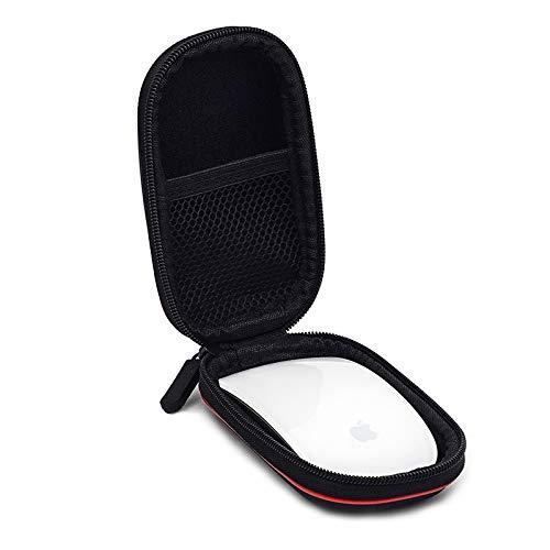 Kingwon Flycoo2 - Custodia rigida per Apple Magic Mouse 1/2, protezione antiurto