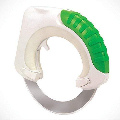 Innovador Cuchillo Circular YMY de 2da generación, Acero In