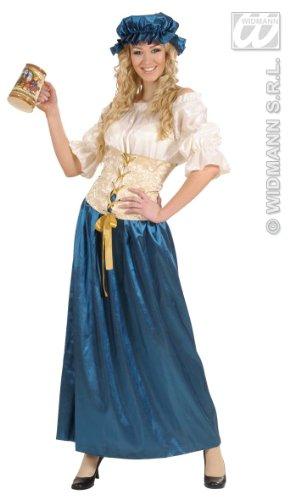 Renaissance Tavern Wench kostuum groot voor Middeleeuwse Middeleeuwen Fancy jurk