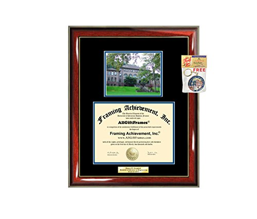 Diploma Frame WWU Western Washington University Graduation Gift Idea Engraved Picture Frames Engraving Degree Cheap Graduate Bachelor Masters MBA PHD Doctorate School