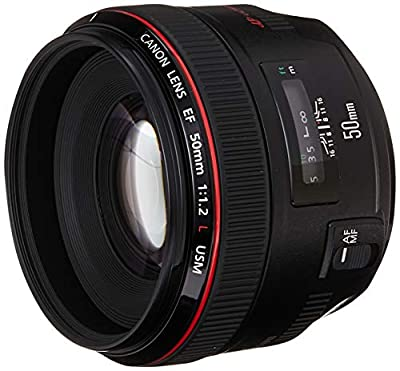 Canon 50mm f/1.2 from CANU9