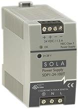 Sola/Hevi-Duty SDP1-24-100T DC Power Supply, 24-28 VDC, 1.3 Amp, 43-67 Hz