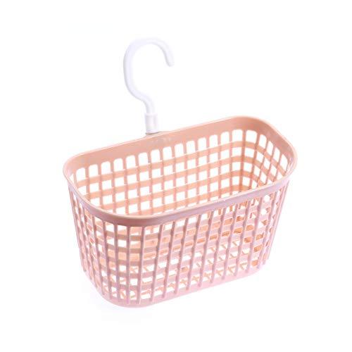 ZSHXX 1 UNID HOOY por por por PLÁSTICO PLÁSTICO DE Personaje DE Caso DE Almacenamiento Mantenimiento MULTIFUNCIÓN Completo Completo Cocina DE Cocina Principal (Color : Pink)