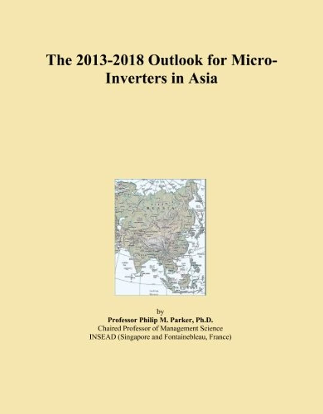 グループシエスタ不安The 2013-2018 Outlook for Micro-Inverters in Asia