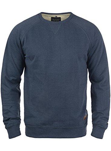 BLEND Alex 20701680ME Sweatshirt, Größe:L;Farbe:Navy (70230)