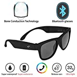 RONSHIN G1 Glasses Bone Conduction Headphone Ear Carer Touch Panel Filter UV Ray