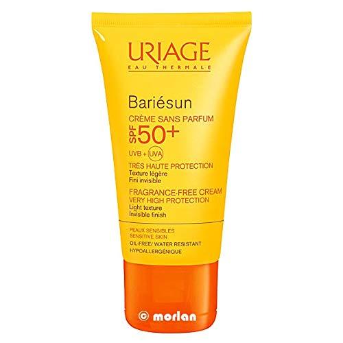 Uriage - Crema sin perfume spf50+ bariesun