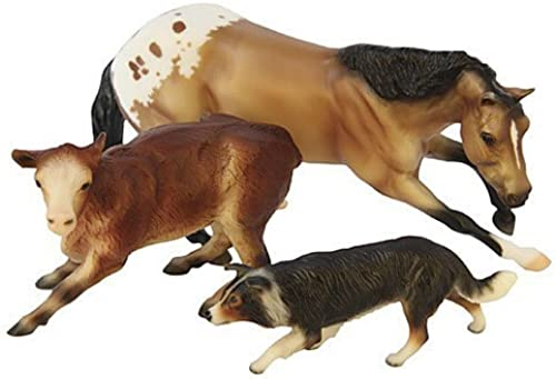 Breyer Traditional Spirit of The West by Breyer (English Manual)