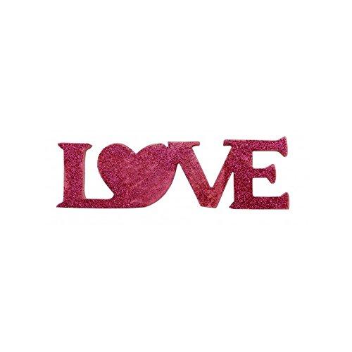 Fetez-Moi Mot Bois Love Rose Fuschia