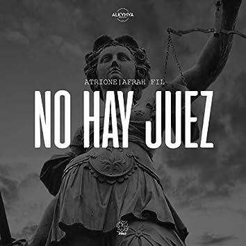 No Hay Juez