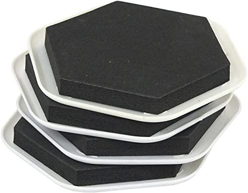 4 Heavy Duty Furniture Slider (Pack of 2)