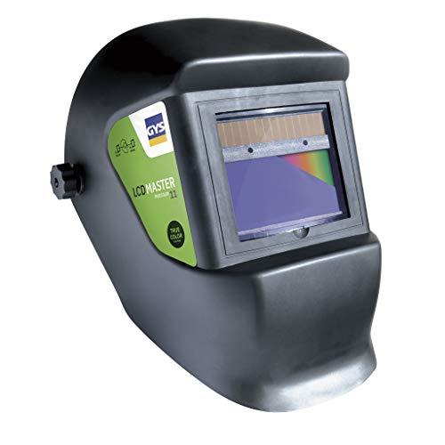 GYS - Masque de Soudage LCD MASTER 11 - Teinte 11 Noir
