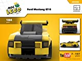 Ford Mustang GT-R (Instruction Only): MOC LEGO (English Edition)