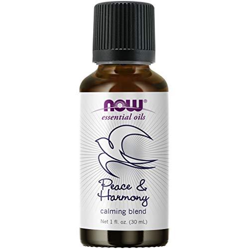 Now Foods Mezcla De Aceite Esencial, Aceite De Paz Y Armonia 1 Unidad 30 ml