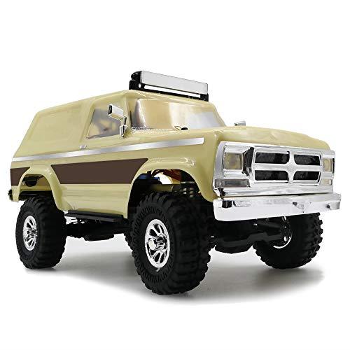 Panda Hobby Tetra X2 1/18 Scale Crawler RTR 4WD Off-Road Vehicle