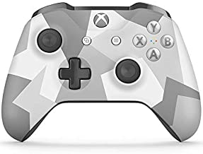 Winter Forces Rapid Fire Custom Modded Controller Compatible with Xbox One S/X 40 Mods for All Major Shooter Games (with 3.5 Jack)