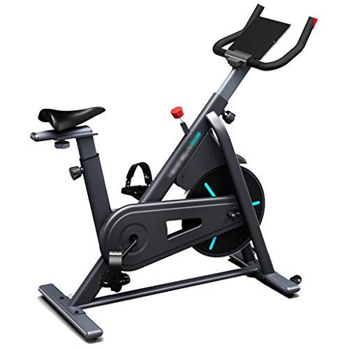 DXIUMZHP Indoorcycling Bikes Fahrrad Heimtrainer Trimmrader Leises Spinnrad Indoor Magnetron Heimtrainer Für Den Hausgebrauch Sport Gewichtsverlust Ausrüstung Fahrrad Abnehmen