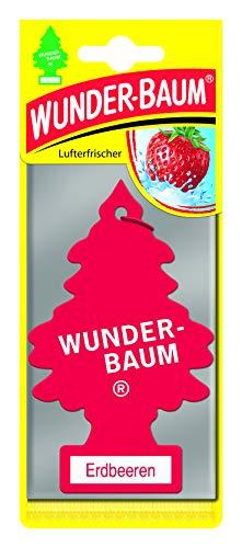 Wunder-Baum 134209 HP-Autozubehör Lufterfrischer Erdbeere
