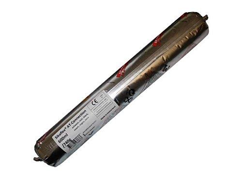 Sikaflex  AT Connection 600 ml Beutel mittelgrau