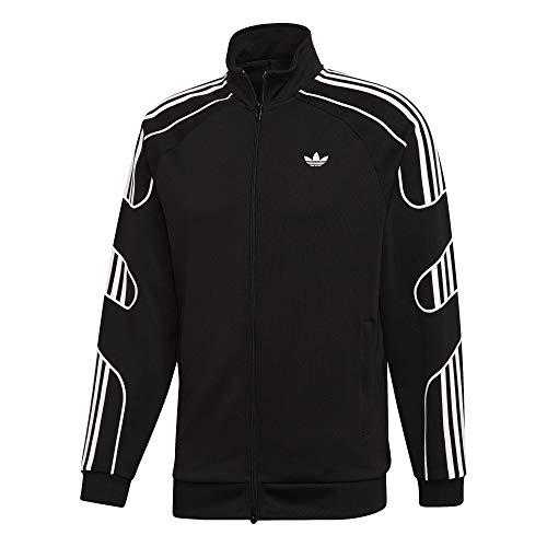 Jaqueta Adidas Originals Flamestrike Tt Preta - GG - Preto
