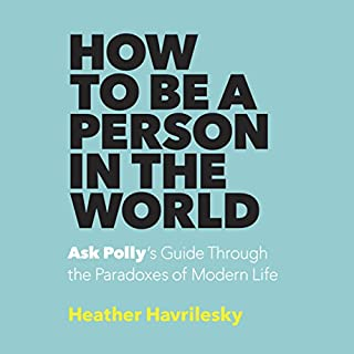How to Be a Person in the World cover art