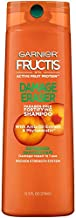Garnier Fructis Damage Eraser Shampoo, Distressed, Damaged Hair, 12.5 fl. oz.