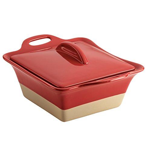 Rachael Ray Glaze Ceramics Dish/Casserole Pan